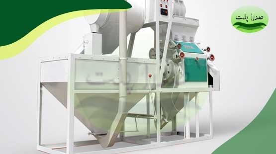 قیمت دستگاه آسیاب گندم صنعتی